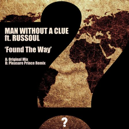 cover man without a clue russoul found the way