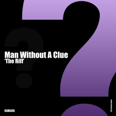 cover man without a clue the riff
