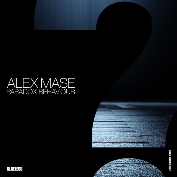 alex mase paradox behaviour cover